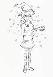 gaia girl by bolita1234567