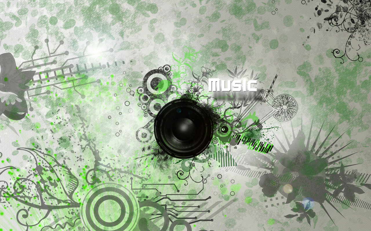 Music Wallpaper by And1roid
