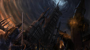 The Battle of the Black Tower