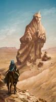 Neferu desert