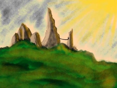 004 - Mana Earth - Landscape
