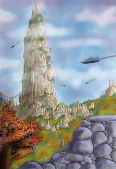 010 - Mana Earth - Tower city