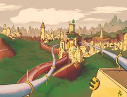 012 - Mana Earth - Tube city