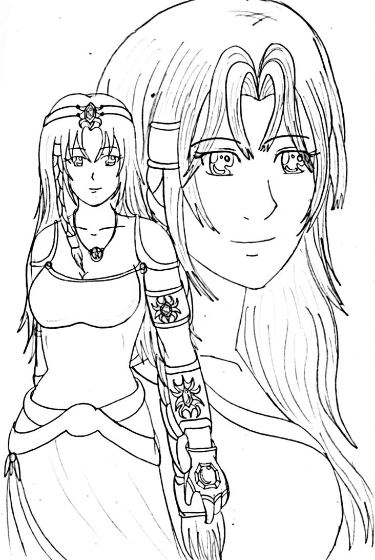 coloring pages of achan - photo#14