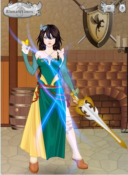 Karyana via RinMaru, Video Game Avatar 2.1 by YurixTheWanderer