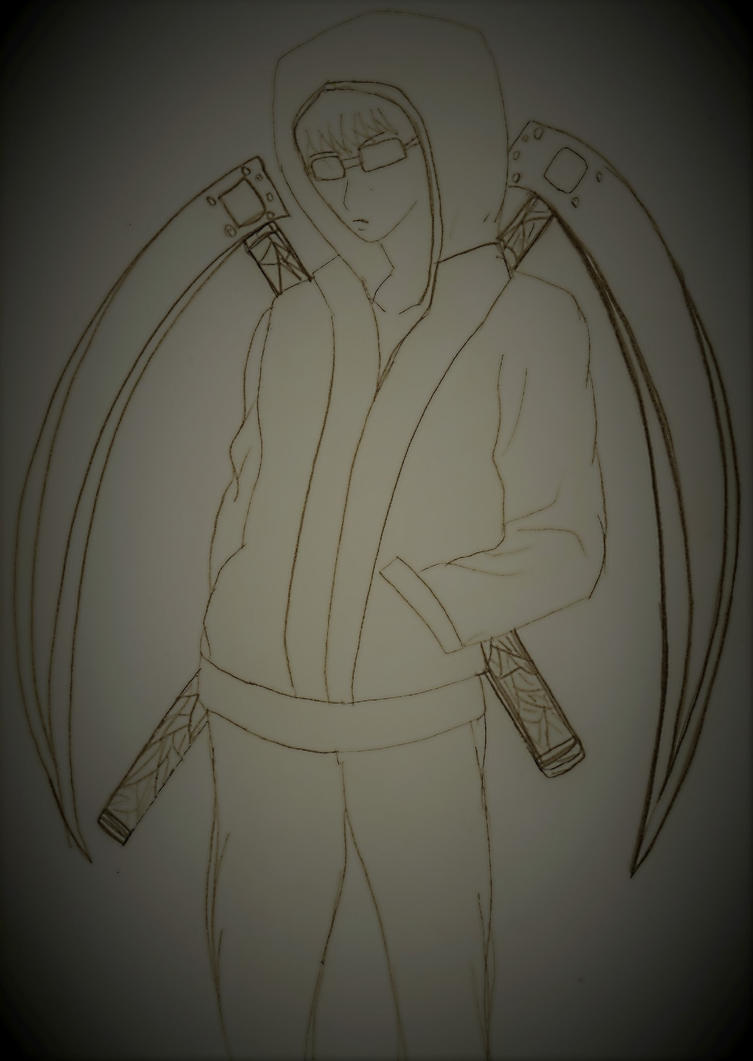 Stealth Warrior, for darkwarriorcursehero by YurixTheWanderer