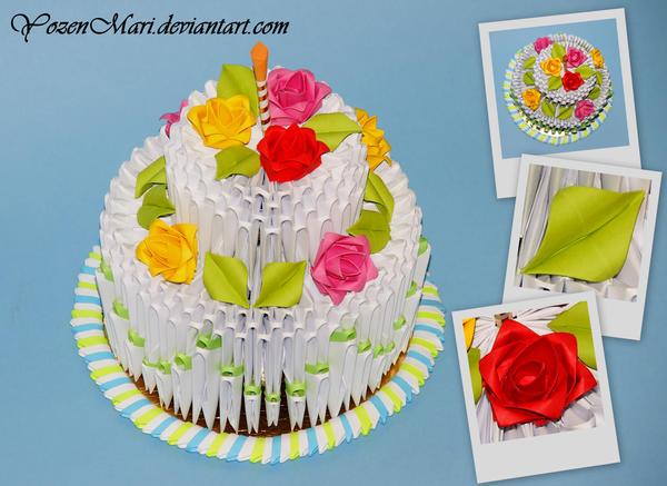 Cake by YozenMari