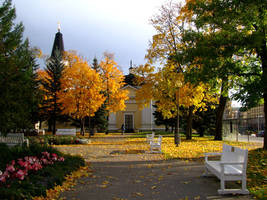Tampere by Miandre