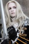 Castlevania: SOTN, Alucard Portrait