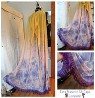 Terra Branford -- SIlk Cape Completion