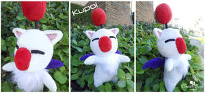 KUPO, a moogle appears!