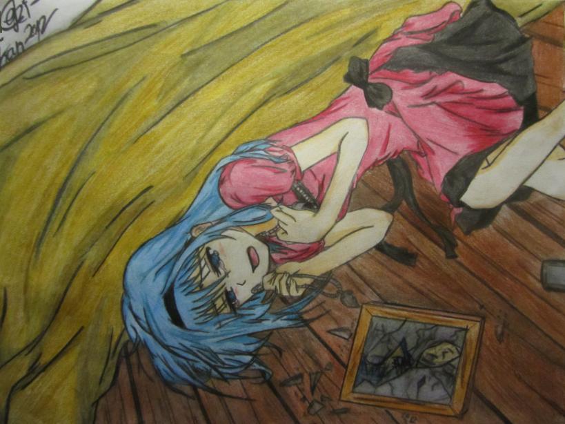 Can you feel this pain? by NarakuNoKeki93