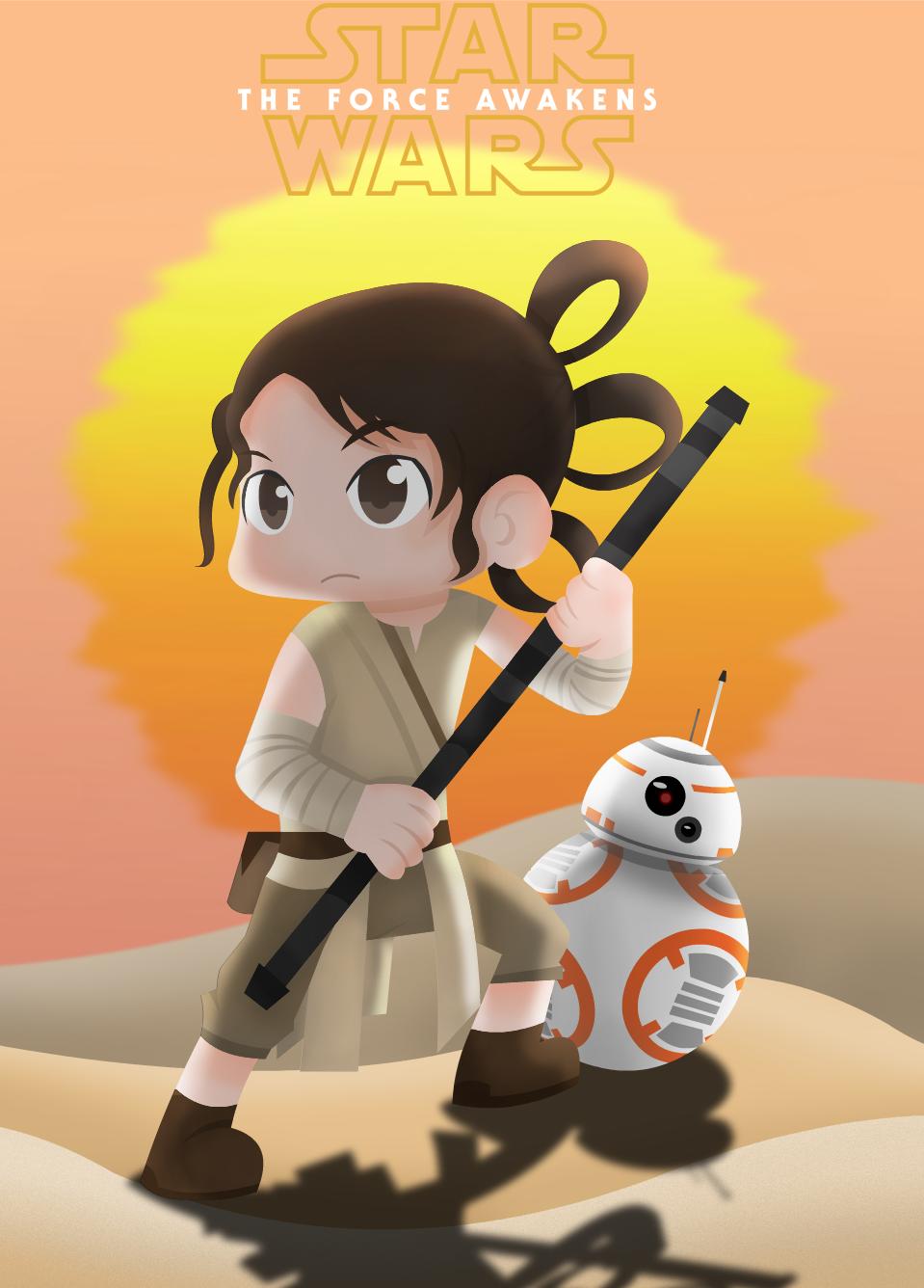 Rey Star Wars wallpaper ·① Download free cool wallpapers