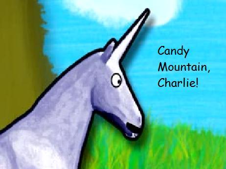 Charlie's Friend by sandleaf1