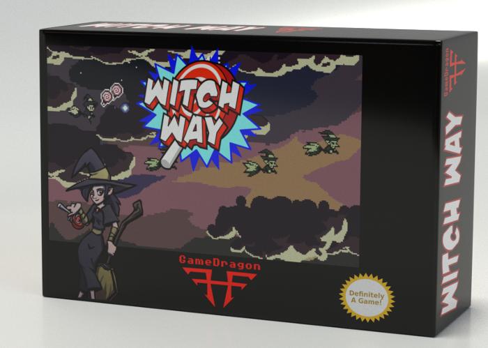 Witch Way Box by Logic-Monkey