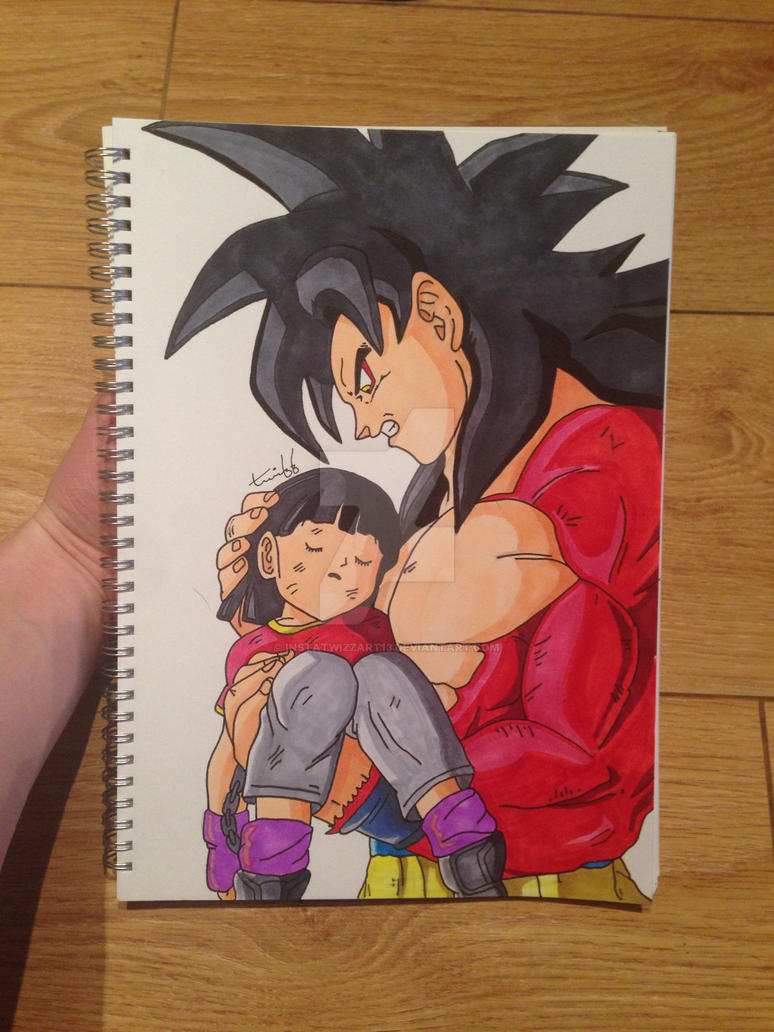Goku and Pan_Nathaniel-Logan by The-Son-Family on DeviantArt