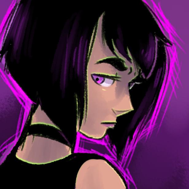 my girl by PhandomMom