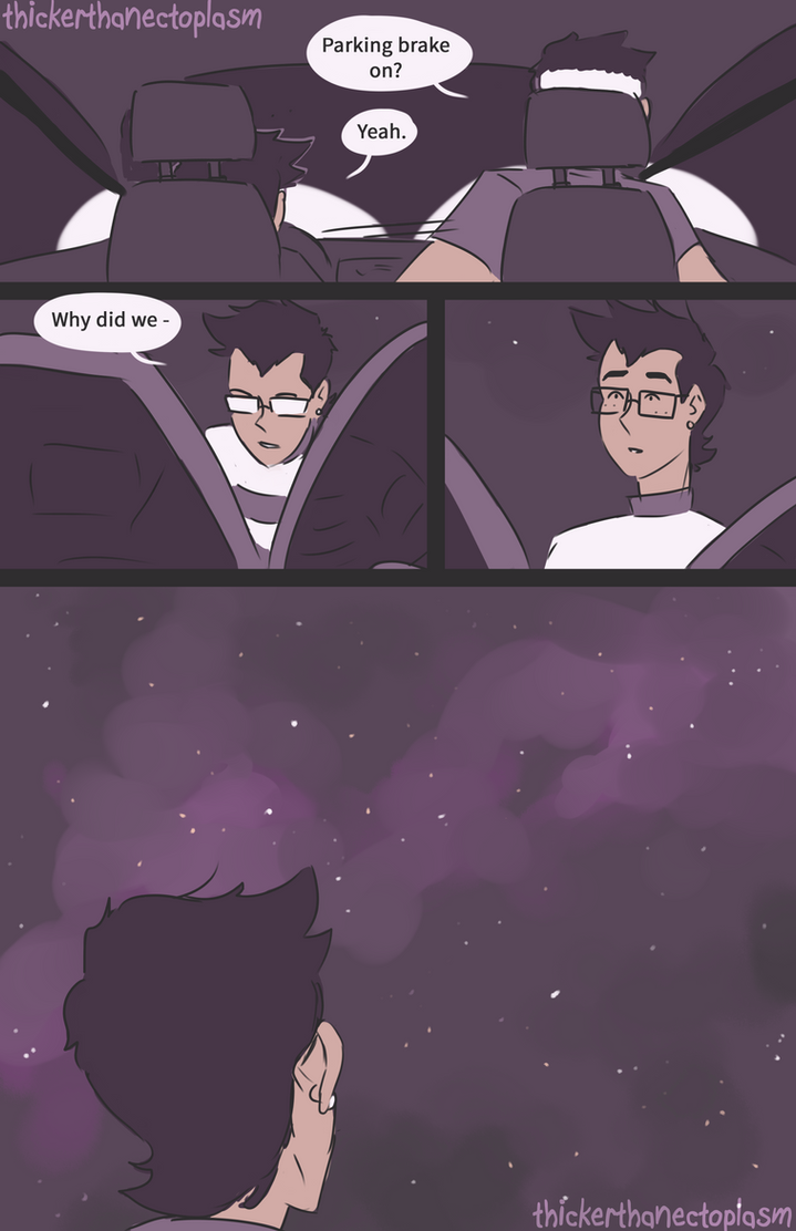Driving Lessons [4/5] by notbecca