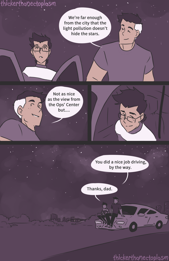 Driving Lessons [5/5] by notbecca