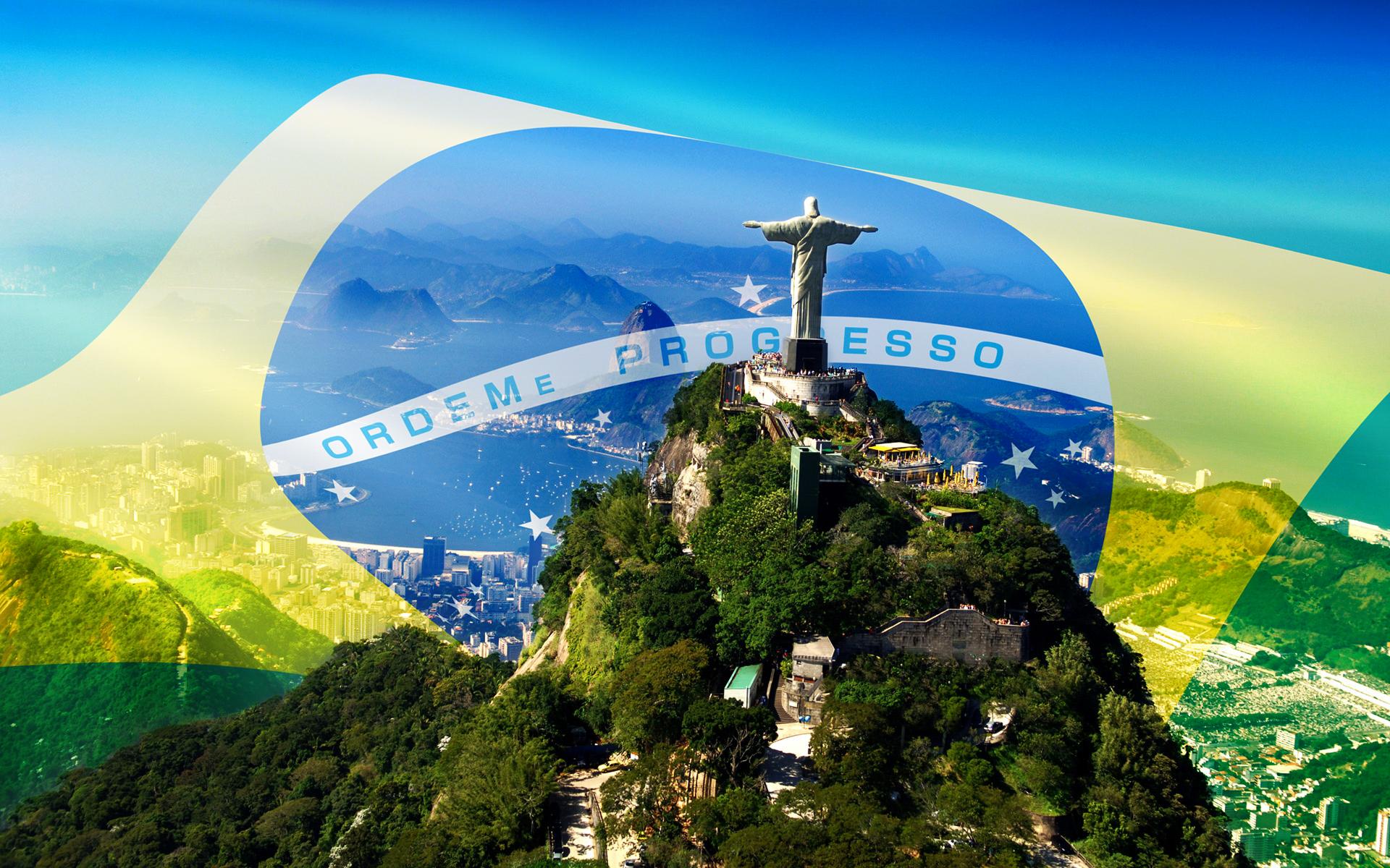 Brazil Rio De Janeiro Wallpaper By Bryanbarnard On Deviantart