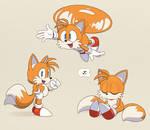 it tails