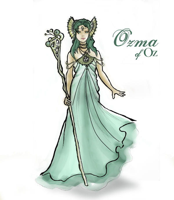 Resultat d'imatges de ozma princess of oz