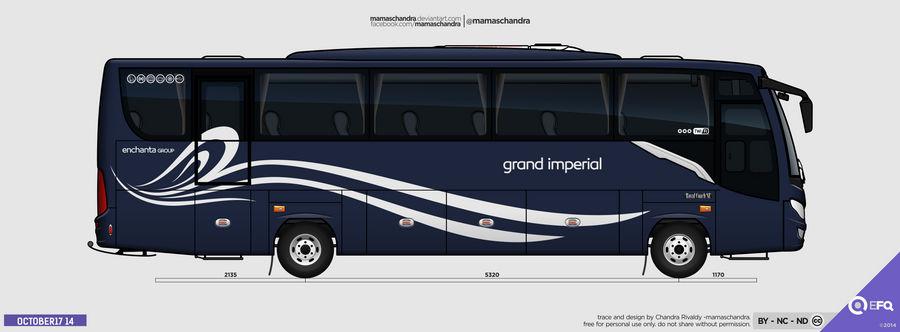Jetbus Md 2 On Isuzu Frr 90 Q Bus By Mamaschandra On Deviantart