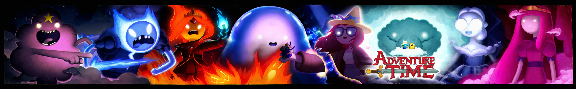 Elements Banner by R-4-F