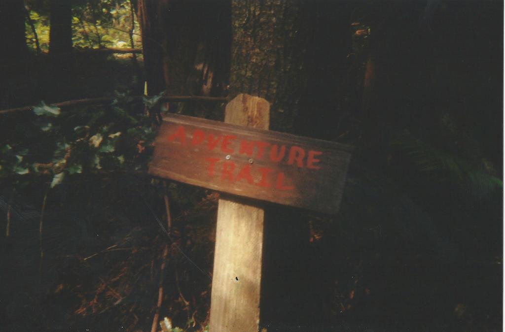 Adventure Trail by Blue-Gypsy23