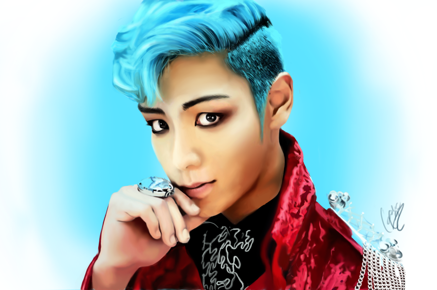 G dragon hairstyle fantastic baby