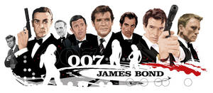 James Bond Montage by oldredjalopy