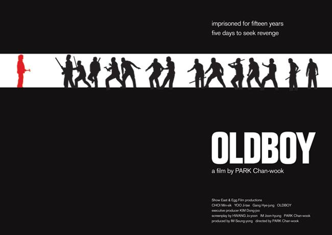 Oldboy Poster by oldredjalopy