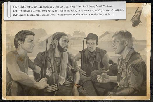 The A Team in Vietnam