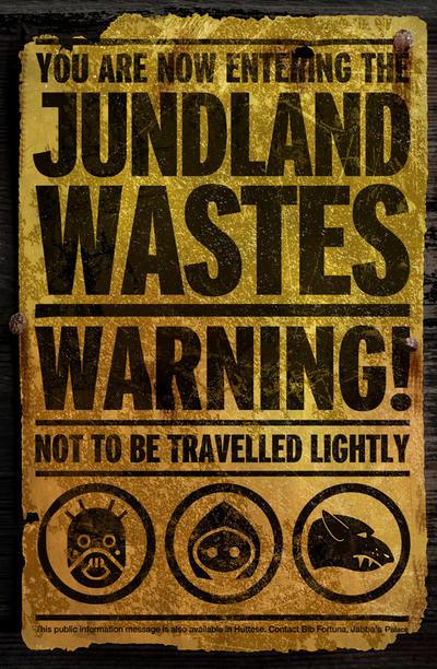 Jundland Wastes by oldredjalopy