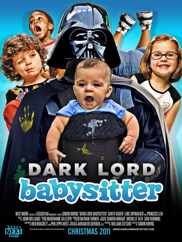 Dark Lord Babysitter by oldredjalopy
