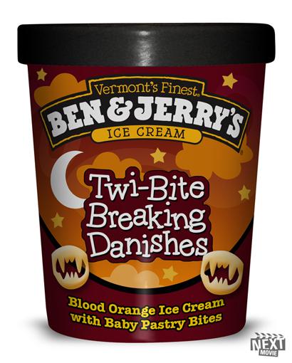 Movie Ice-Cream - Twi-bite by oldredjalopy