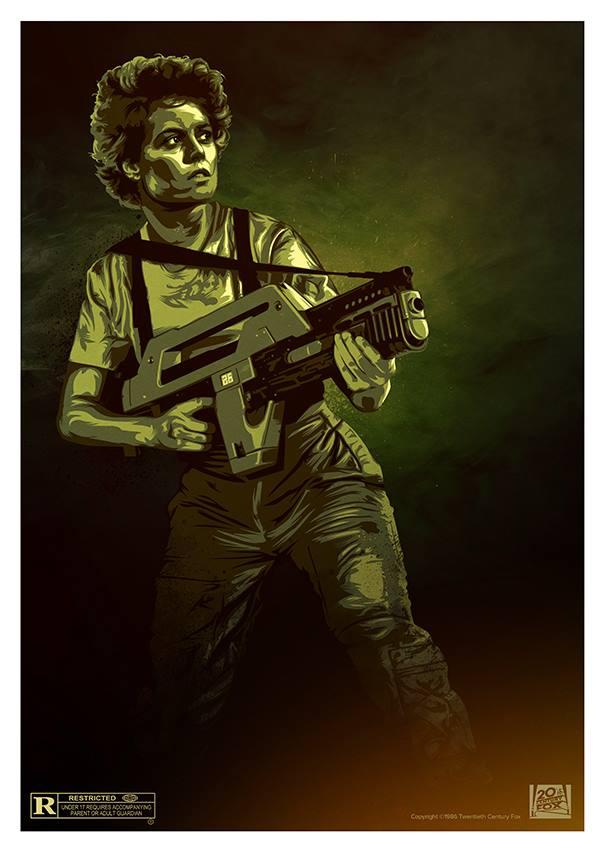 Lt Ripley by oldredjalopy