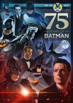Batman 75th