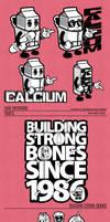 Calcium Clothing Lineup