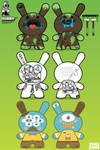 Kidrobot Dunnys 09