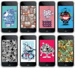 iPhone Walls Vol.1