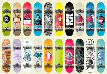 Boards for 09 by j3concepts