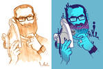 The Galactic Beard