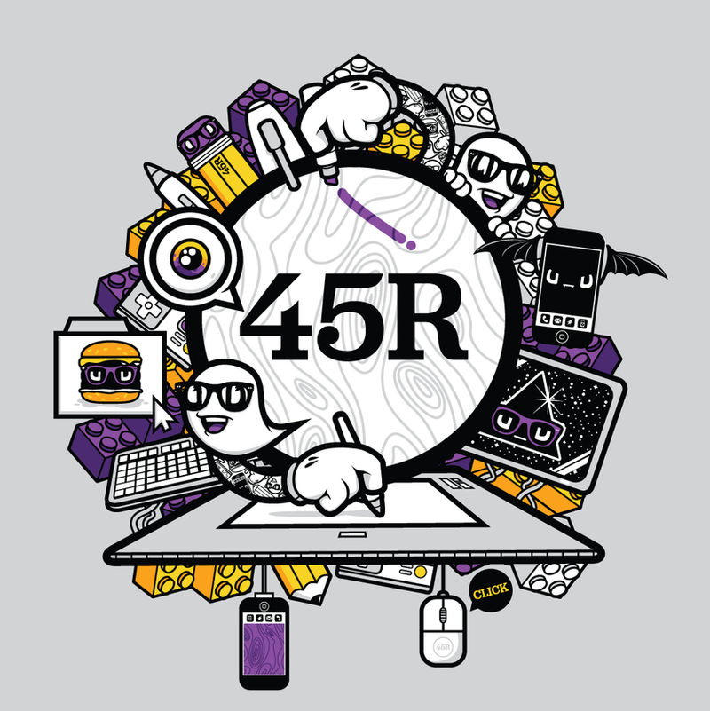 45Royale Promo Tee