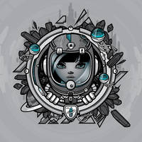 The Last Vampire Astronaut by j3concepts