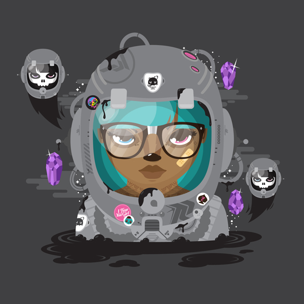 I Fear Space by j3concepts