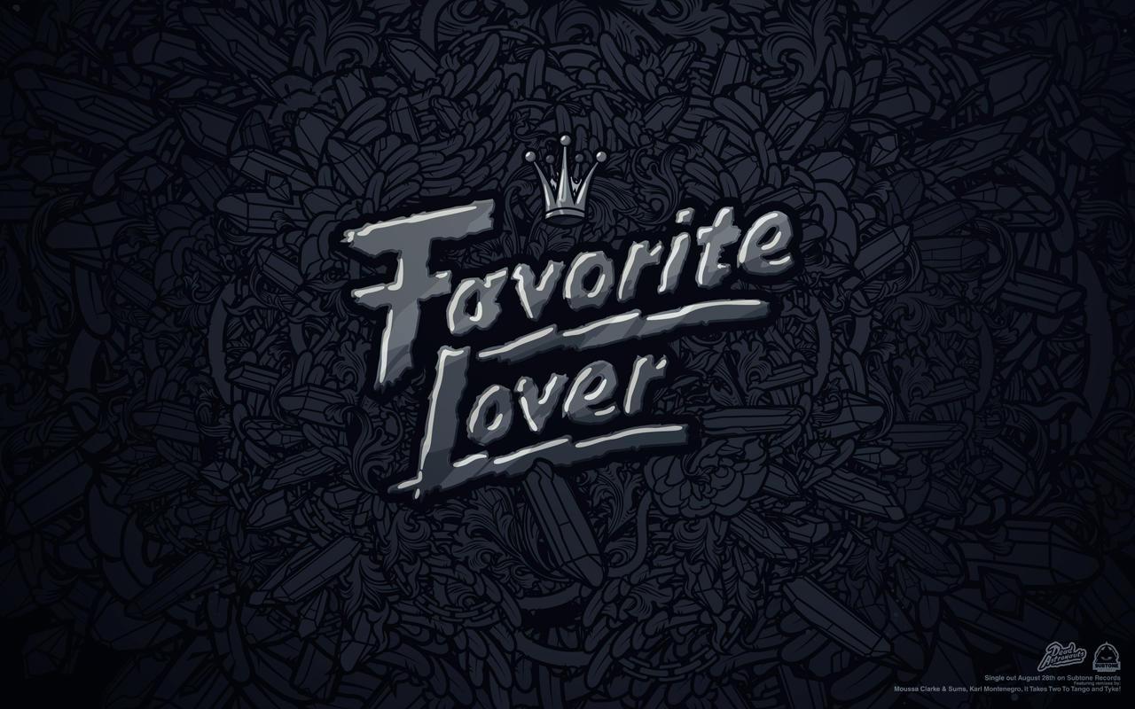 Favorite Lover Wallpaper by j3concepts