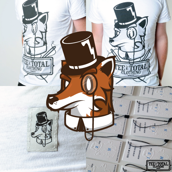 Tee Total Fox by j3concepts