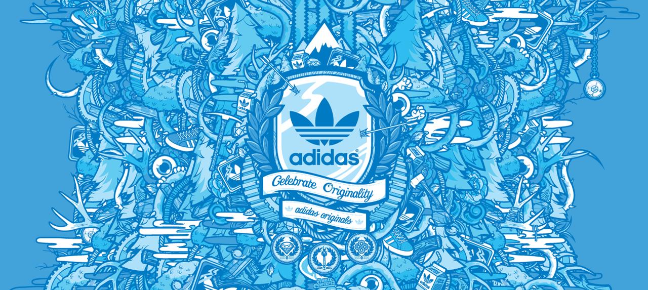 JthreeConcepts x Adidas Originals One by j3concepts