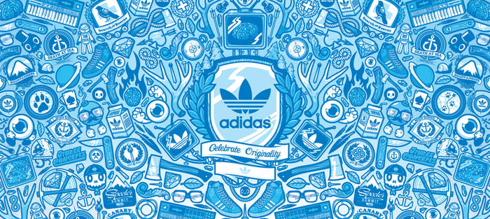 JthreeConcepts x Adidas Originals Two